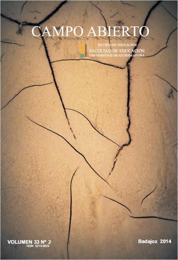 Volumen 33 nº 2 2014